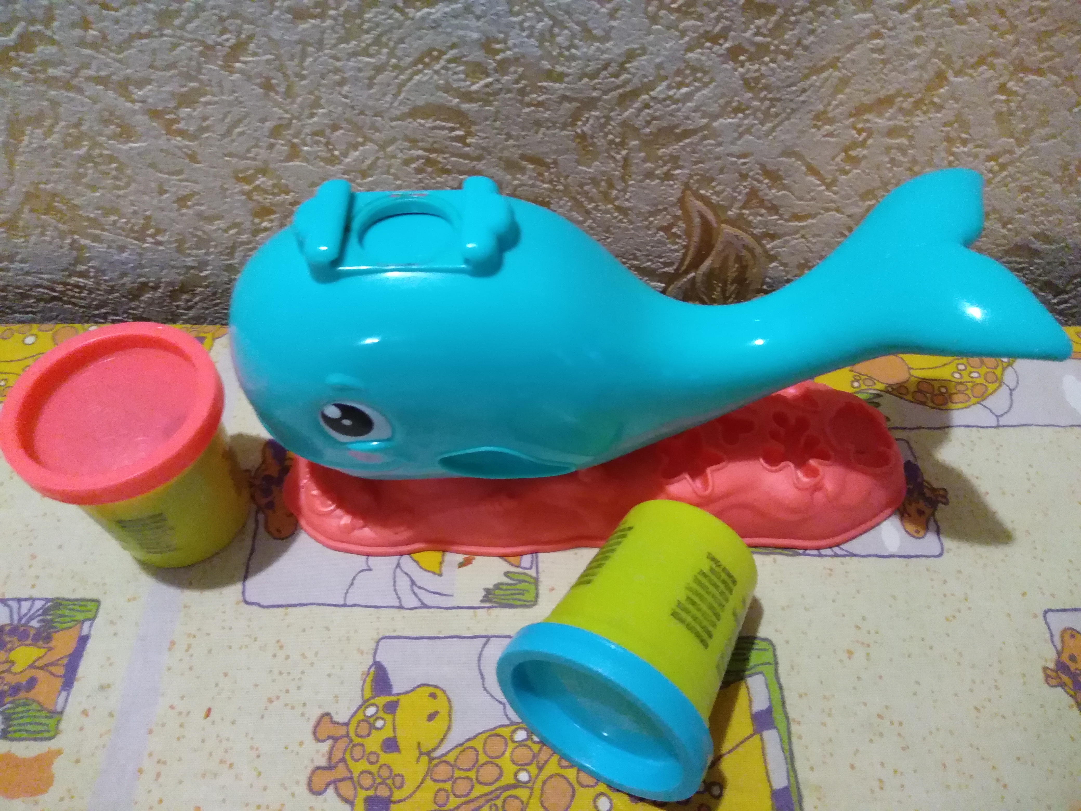 Игрушка - play-doh