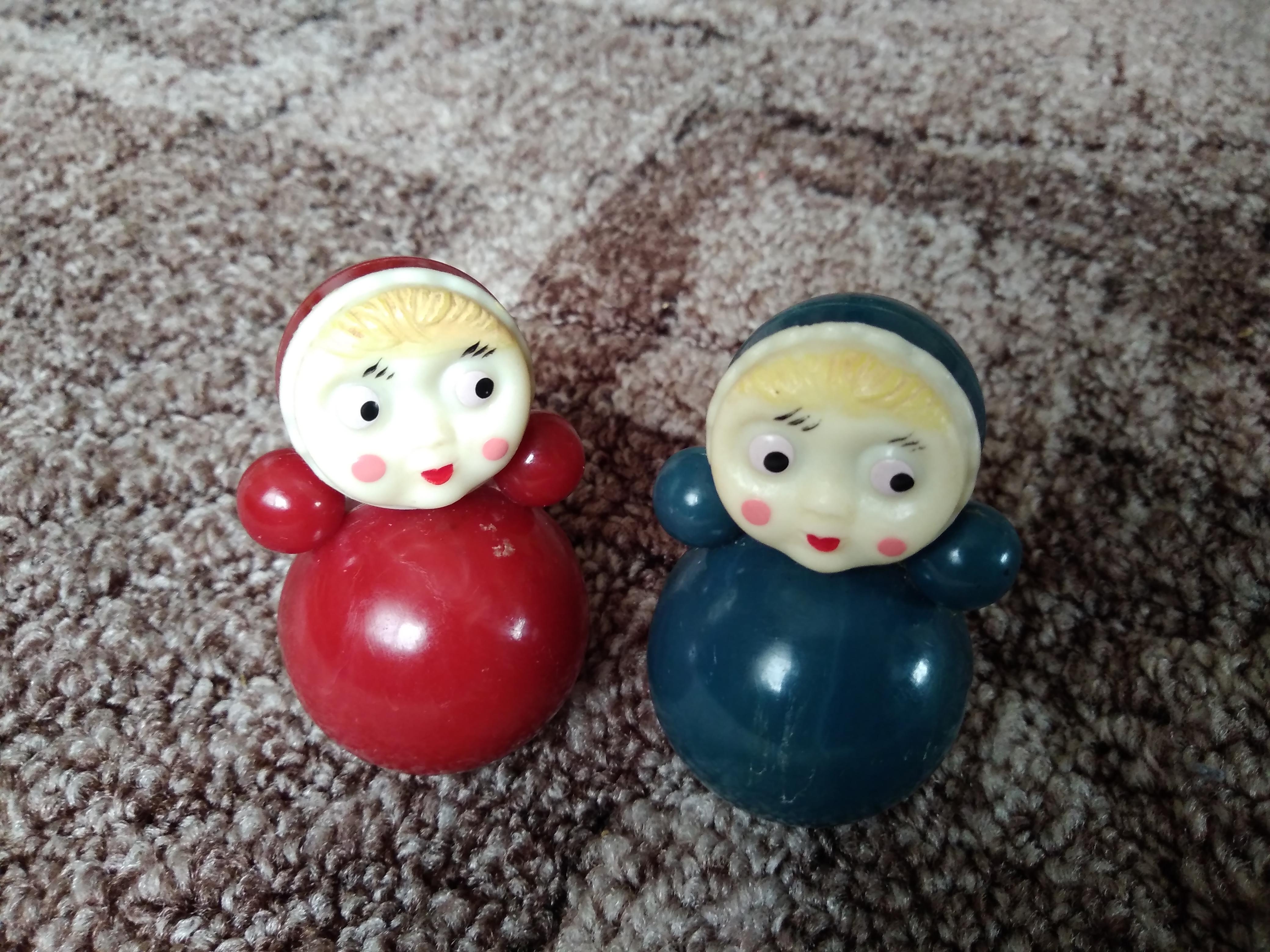 Куклы неваляшки